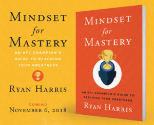 Mindset for Mastery: Coming November 6, 2018