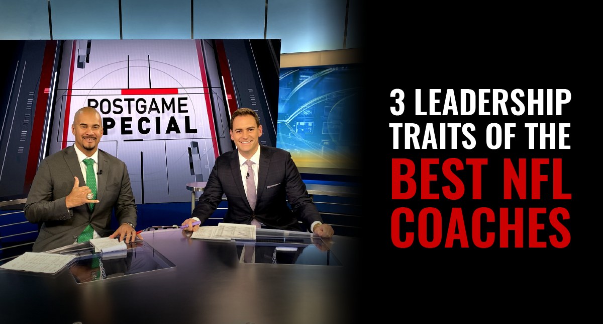 3 Leadership Traits of the Best NFL Coaches