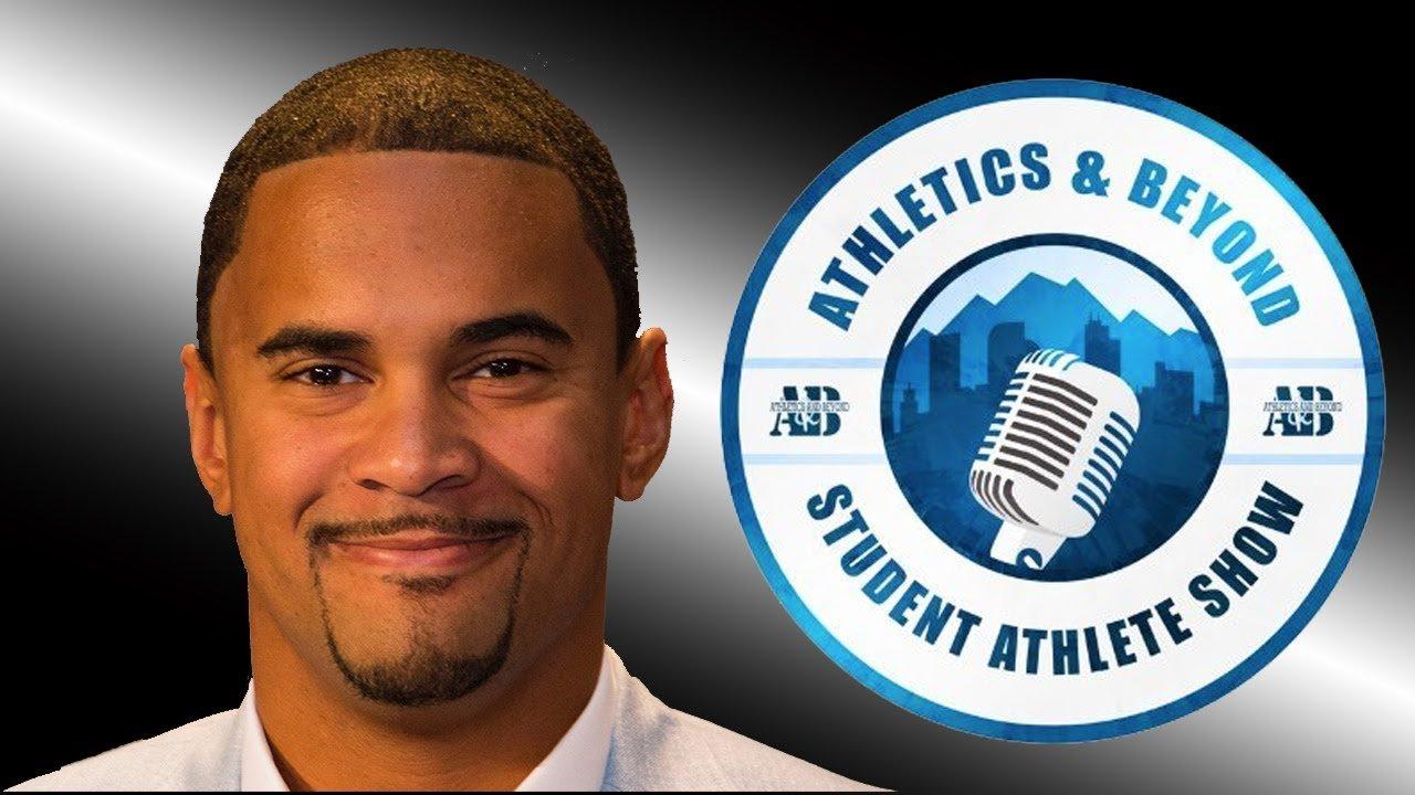 Ryan Harris Athletics and Beyond Student athlete show